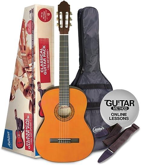 ASHTON SPC44AM - Guitarra clásica: Amazon.es: Instrumentos musicales