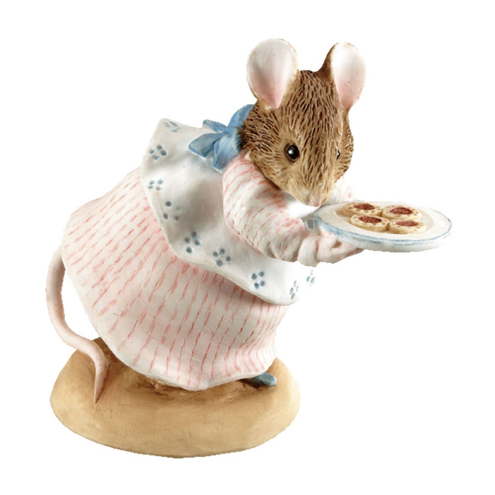 Beatrix Potter - Figura Decorativa, diseño de hámster ...