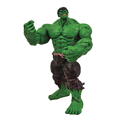 Marvel Select: Incredible Hulk Action Figure: Toy: Toys & Games