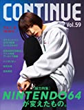 CONTINUE Vol.59