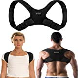Posture Corrector for Men and Women by Back Brace Solutions. Posture Support Correctors for Bad Posture, Slouching…