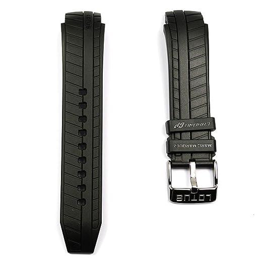 acheter populaire 76716 52f4c Bracelet en caoutchouc Noir Lotus Marc Marquez Special Edition 18104/1