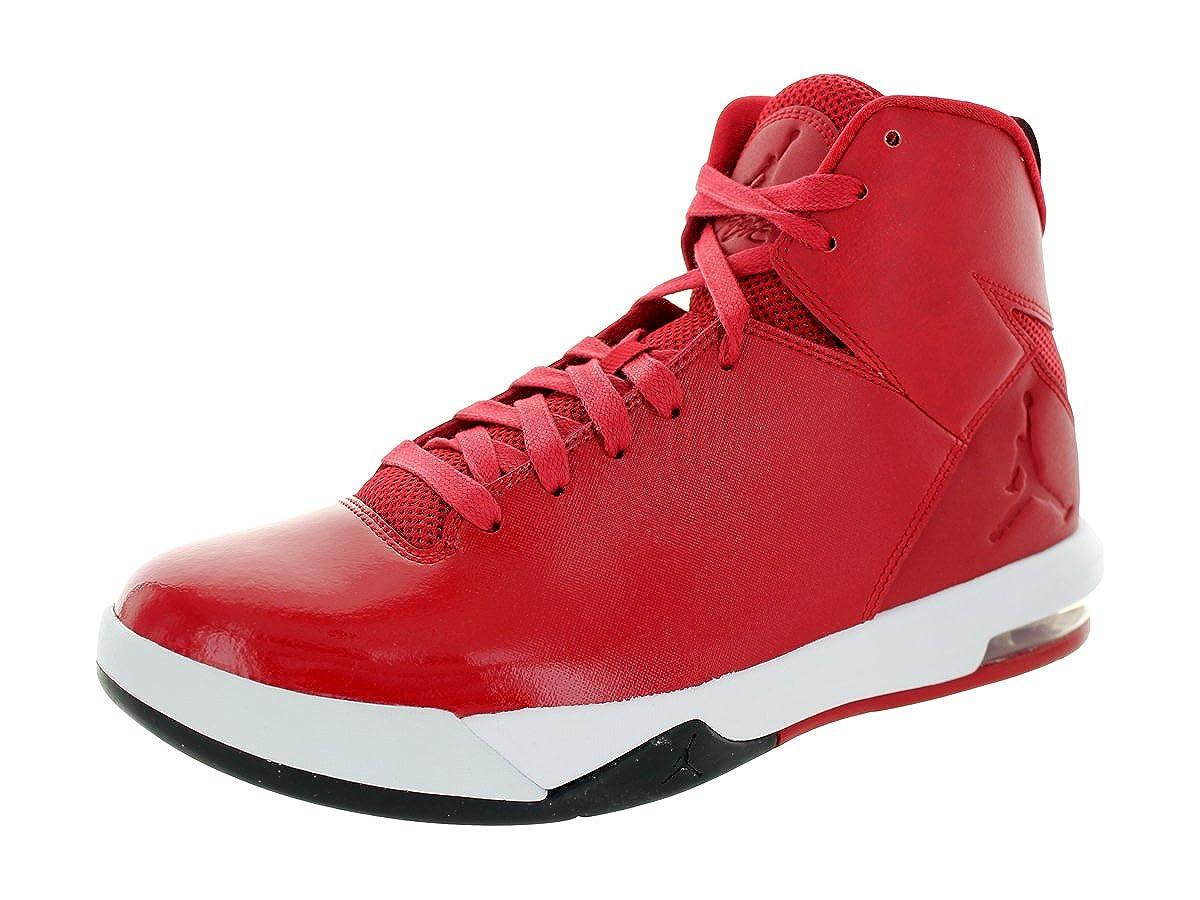 separation shoes 9fd90 65be0 Amazon.com   Nike Jordan Mens Jordan Air Imminent Gym Red Black White  Basketball Shoe 13 Men US   Basketball