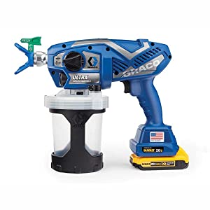 raco Ultra Cordless Airless Handheld Paint Sprayer 17M363