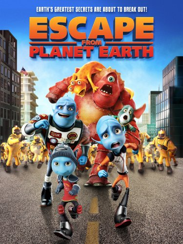 Escape From Planet Earth (Age Of The Planet Of The Apes)