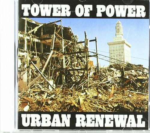 amazon urban renewal tower of power クラシックソウル 音楽
