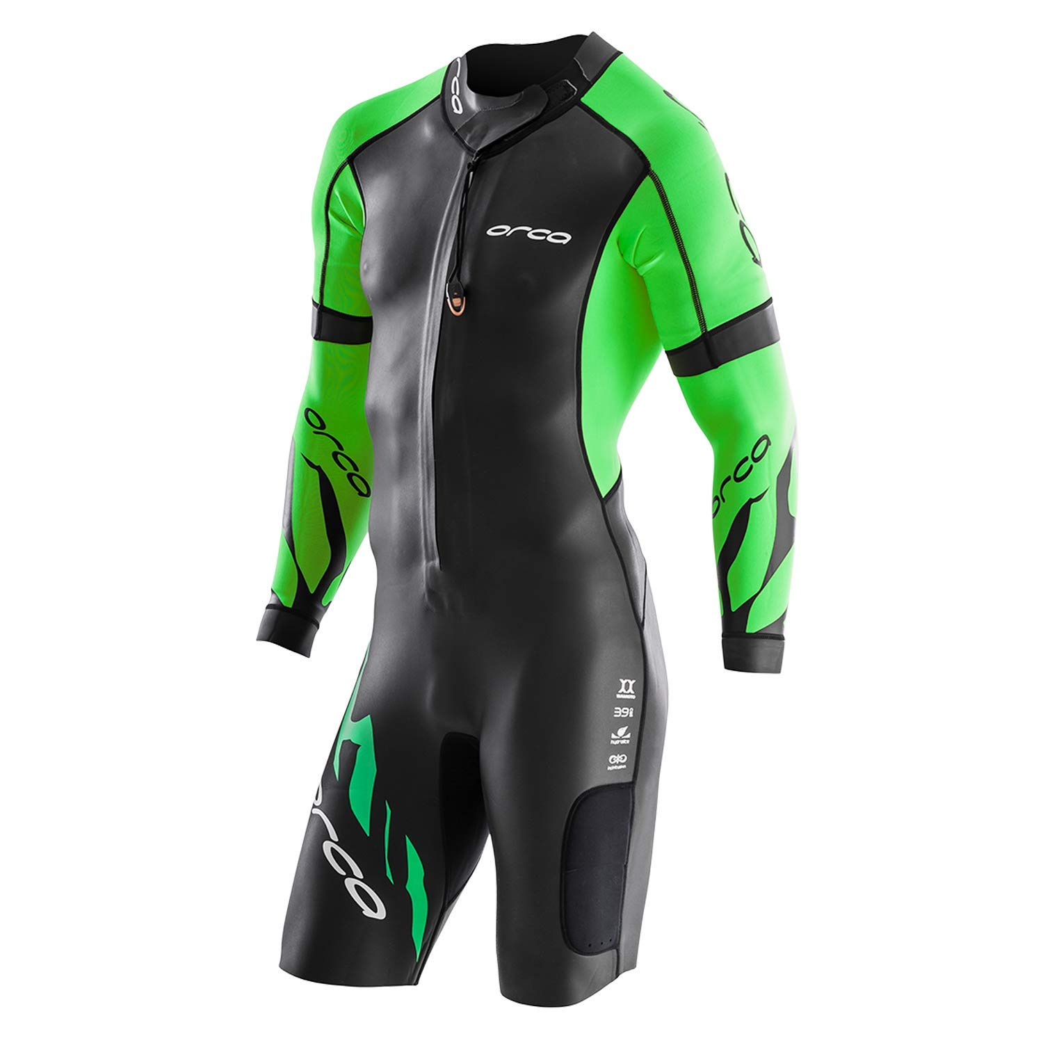ORCA SwimRun Core Mens One Piece Wetsuit (7) by ORCA (Image #2)