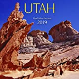 2019 Utah Wall Calendar