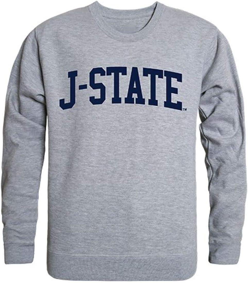 JSU Jackson State University Game Day Crewneck Pullover Sweatshirt Sweater