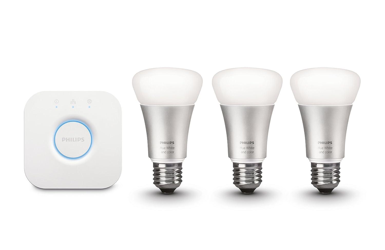 Dot Light Lampen : Philips hue white & color ambiance e27 led lampe doppelpack inkl