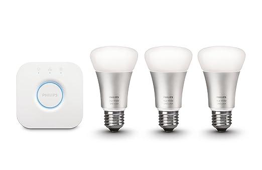 Led Lampen Philips : Philips hue led lampe leuchte leuchtmittel dimmbar e starter set
