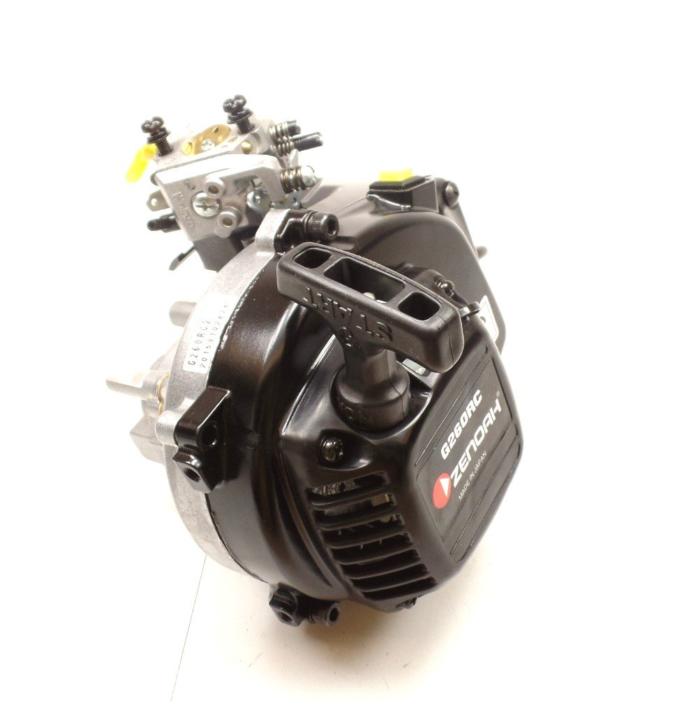 T2M FG F1 F1 F1 Sportsline Zenoah Motor G260RC 2 Bolt Walbro WT529 FFM® d34af0