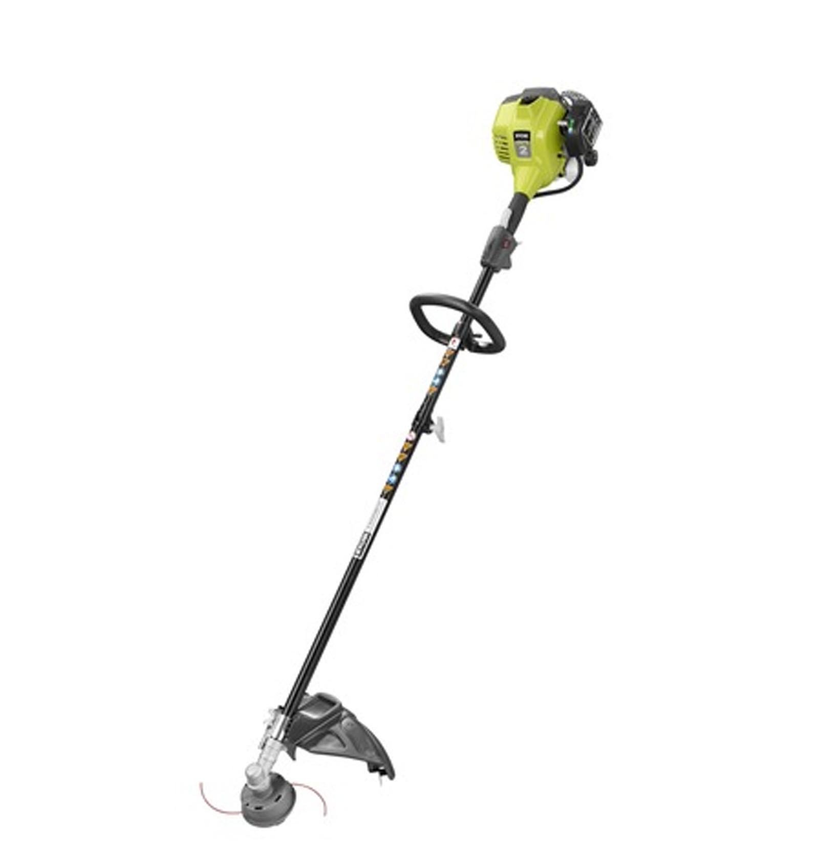 Ryobi RY253SS 25cc Straight Shaft 18'' Lawn Grass Weed Trimmer 2 Cycle Gas Power