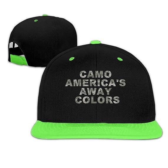 Adgjhbvn Unisex Camo Americas Away Colors Toddler Hip Hop ...