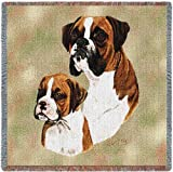 Boxer & Pup Ls 1204-LS by pure country