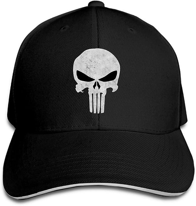 Acheter casquette tete de mort online 9