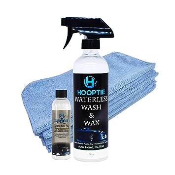 Amazon.com: Hooptie - Kit de trabajo para lavado y encerado ...
