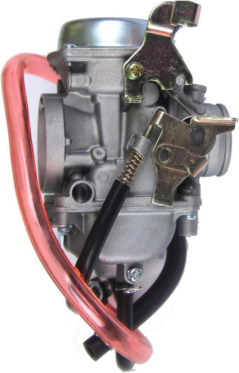Pro Braking PBF7637-KAW-BLA Front Braided Brake Line Kawasaki Green Hose /& Stainless Black Banjos