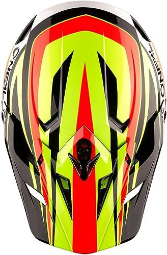 O Neal 7 Series Evo Motocross Enduro Mtb Helm Chaser Gelb Schwarz 2017 Oneal Größe Xs 53 54cm Bekleidung