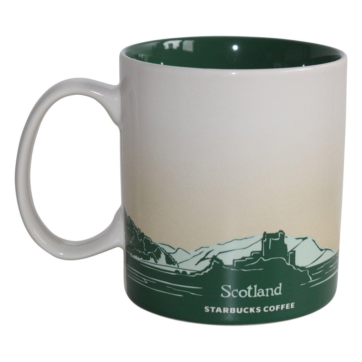 Starbucks City Mug Schottland Scotland: Amazon.de: Küche & Haushalt