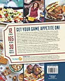 The Hungry Fans Game Day Cookbook: 165 Recipes for Eating, Drinking & Watching Sports