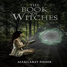The Book of Witches Audiobook by Margaret Fisher Narrated by Kathleen Corbin