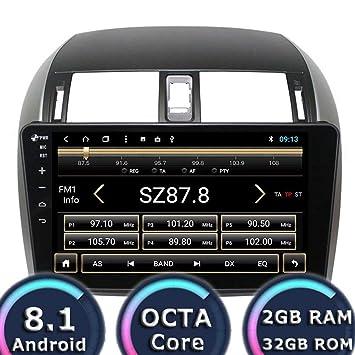 Auto Parts Electrónica para Toyota Corolla 2007 2008 2009 ...