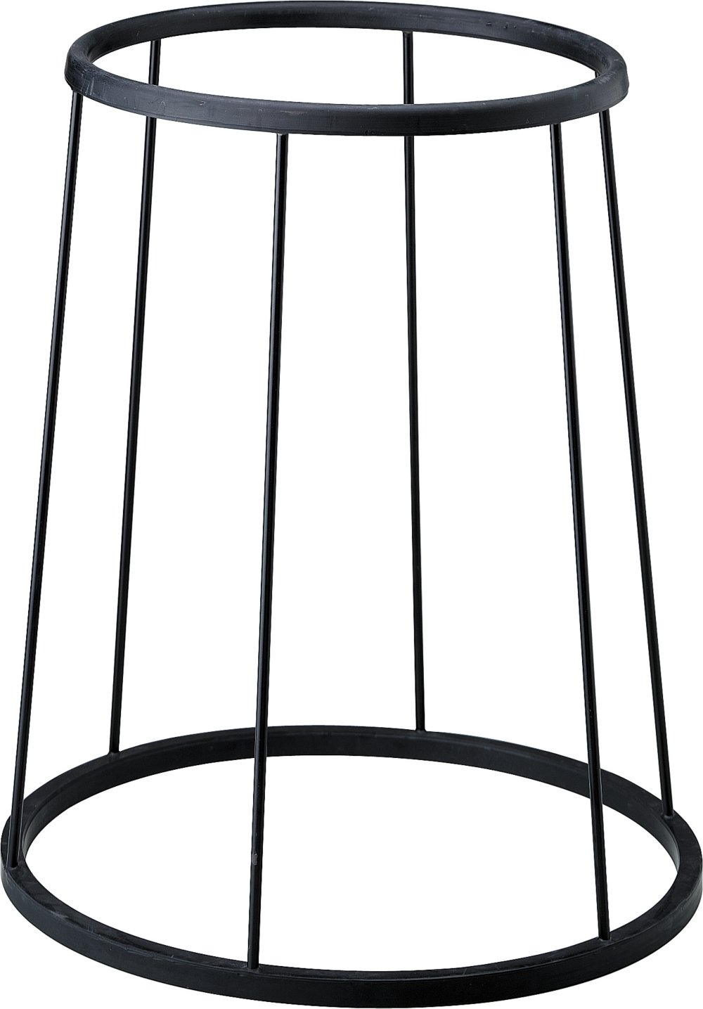 REMO Lightweight Djembe Floor Stand, Black, Fits All Size Djembes DI-6110-00