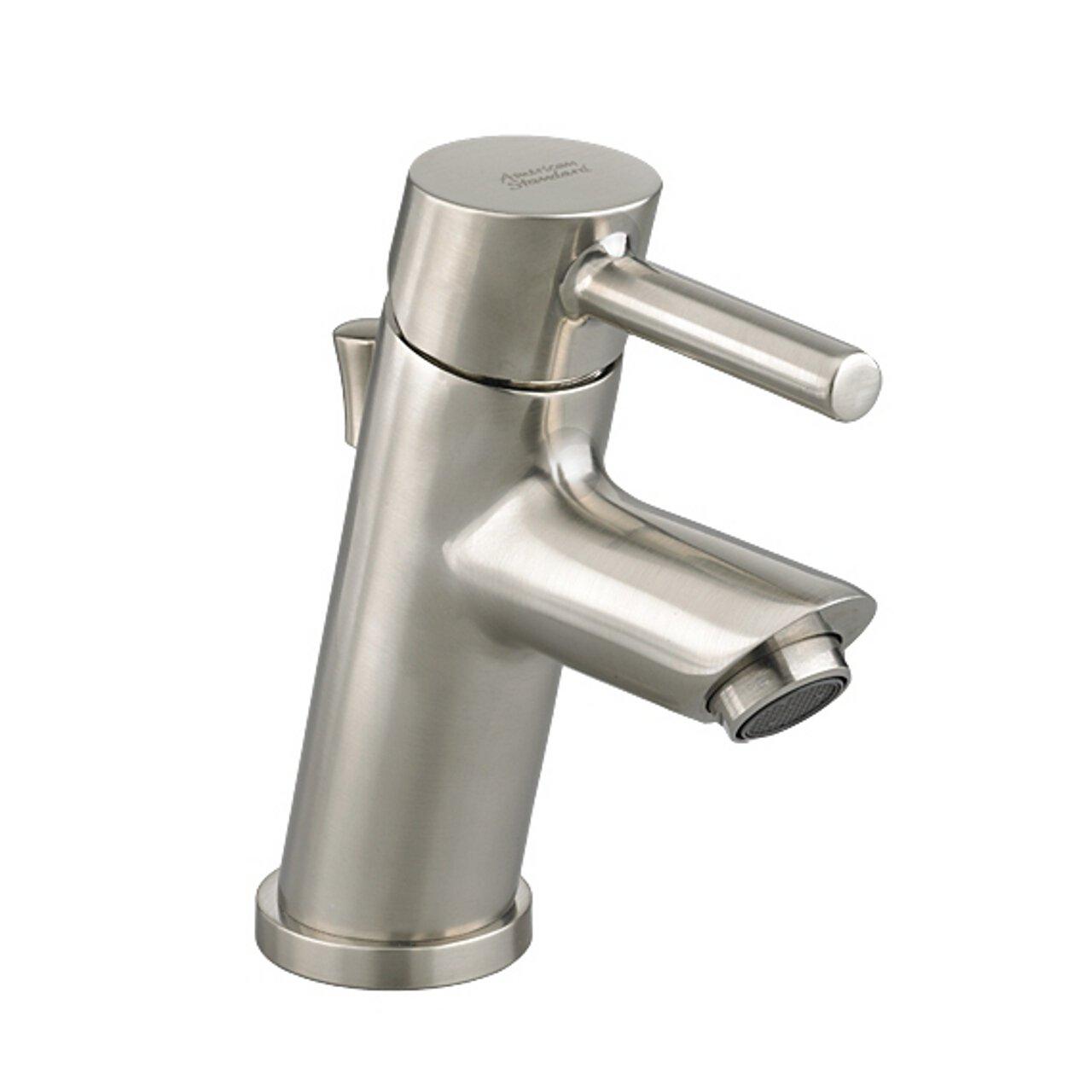 amazon com american standard 2064 131 002 serin petite single amazon com american standard 2064 131 002 serin petite single handle monoblock bathroom sink faucet chrome home improvement