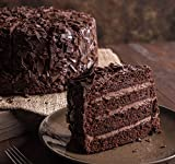 "David's Cookies Premiere Chocolate Overload 10"" Layer Cake"