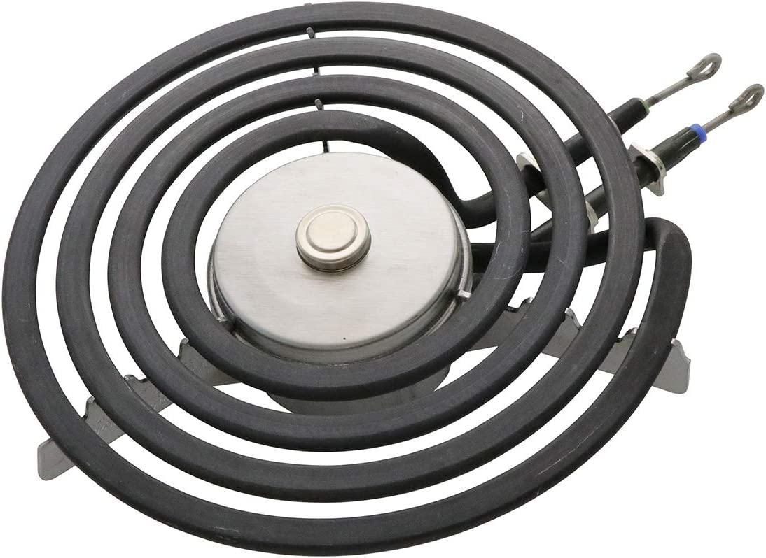 "Endurance Pro WB30X31058 4 Turn 6"" Range Safety Sense Surface Element 204V 1500W Sensor Replacement for GE AP6833461"