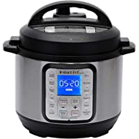 Instant Pot DUO Plus 3 Qt 9-in-1 Multi- Use Programmable Pressure Cooker, Slow Cooker