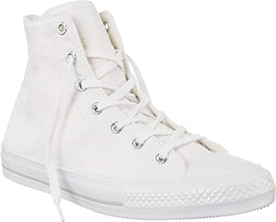 555842 Chuck All Star Damen Sneaker (35.5, White/Mouse/White) Converse