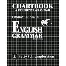 Fundamentals of English Grammar Chartbook