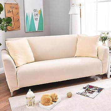 Amazoncom Msm Elastic Stretch Sofa Covers Living Room Non Slip