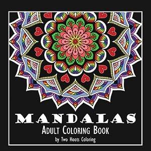 Adult Coloring Book: Mandalas