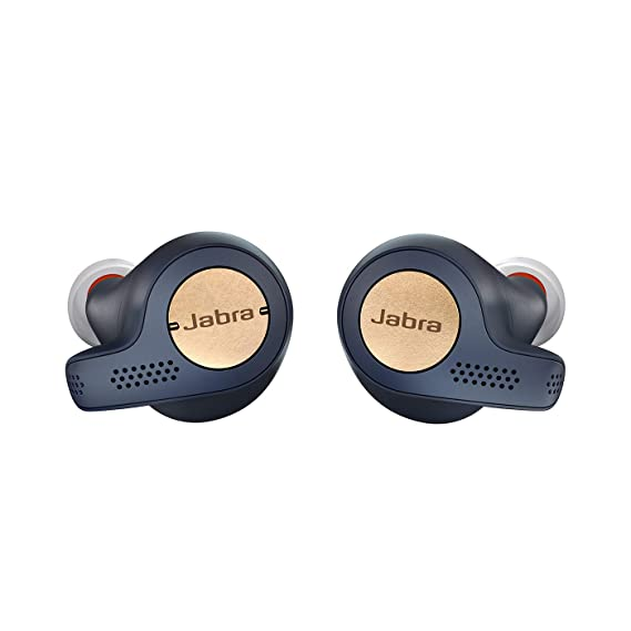 Image Unavailable. Image not available for. Color  Jabra Elite Active 65t  Alexa Enabled True Wireless Sports ... 4379a29b74338