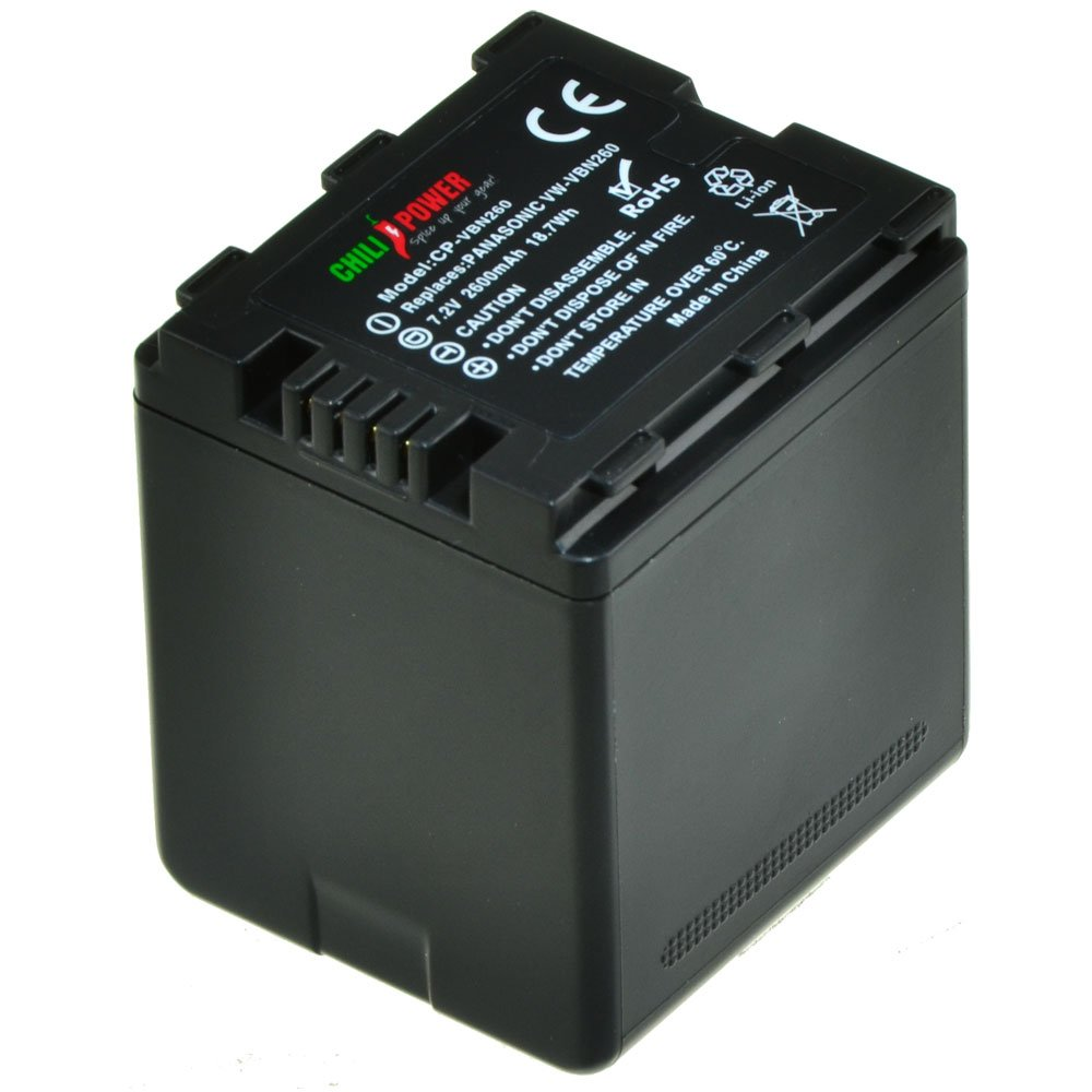 CARGADOR para Panasonic hc-x800 hc-x900 hc-x900m hc-x909 Batería