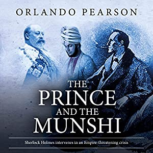 The Prince and the Munshi Audiobook