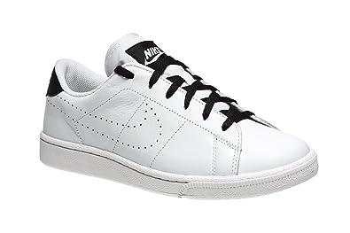 économiser 8cd00 e424a Tennis Classic PRM (GS) 834123 101 White Size 7y
