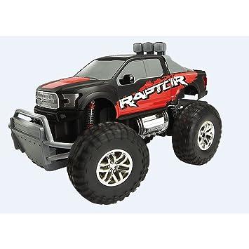 Fast Lane Rc Ford Raptor 110 Amazonde Spielzeug