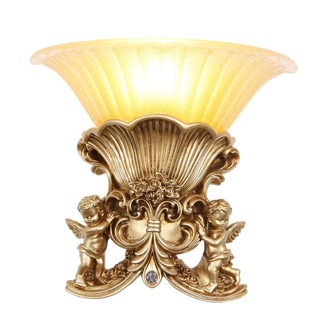 Unbekannt Met Love Wohnzimmer Wandleuchte Nachttischlampe Schlafzimmer Lampe Gang Studie Kreative Persönlichkeit Engel Wandleuchte E27  1