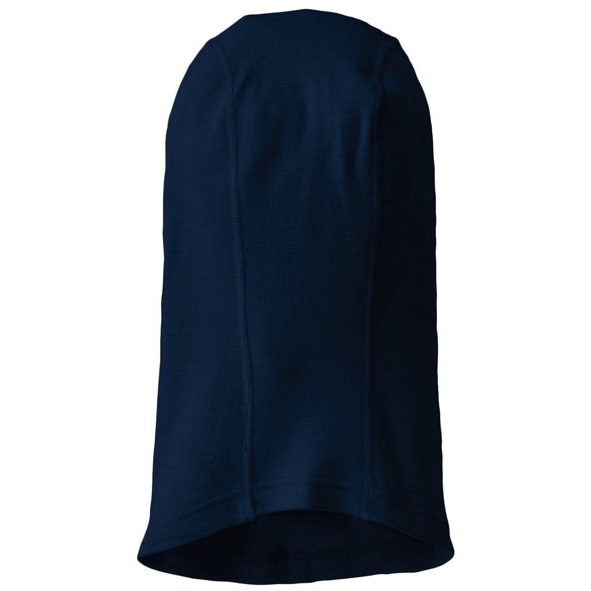 Minus33 Merino Wool Clothing Unisex Midweight Wool Balaclava, Navy, One Size by Minus33 Merino Wool (Image #5)