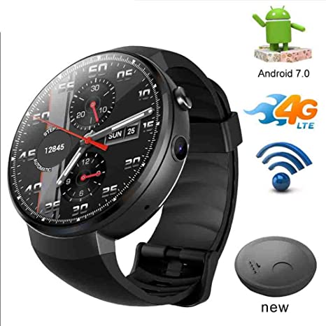 HFJ&YIE&H Reloj Inteligente 4G LTE Android 7.1 Reloj ...