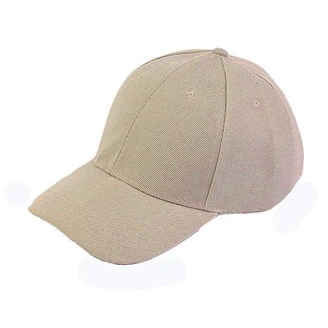 GSFD&DFGW Sombrero de béisbol Ajustable Hombres Mujeres Gorra de ...