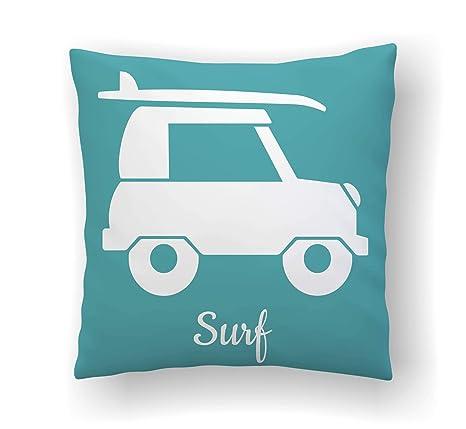 Ethelt5IV - Almohada de Surf, decoración de Tabla de Surf ...