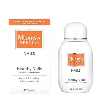 Amazon.com: Mederma Spezial Nail Capsules - Dietary Supplement ...