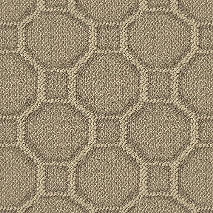 Amazoncom 7x9 40oz Pattern Berber Area Rug Carpet Modern Earth
