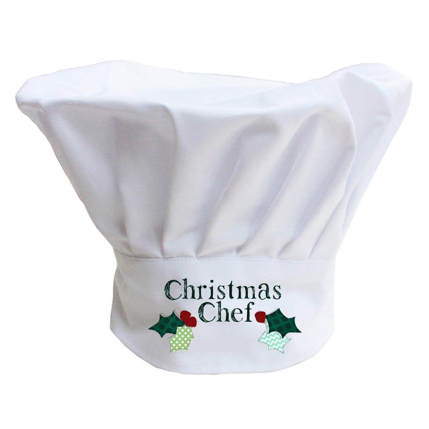 'Christmas Chef', cappello da chef, regalo di Natale per uomini, donne e bambini Cookify