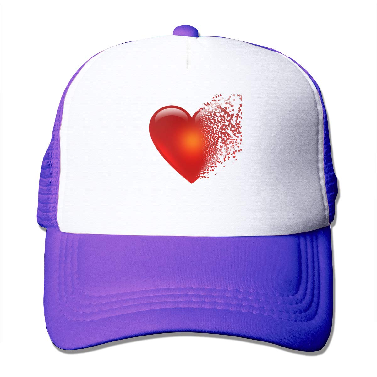 Osmykqe Dispersión del corazón Sombrero de papá Unisex Triste ...